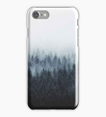 High And Low iPhone Case/Skin