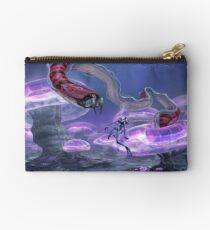 Close Encounter Zipper Pouch
