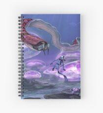 Close Encounter Spiral Notebook