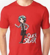 Quick Silver vs The World Unisex T-Shirt