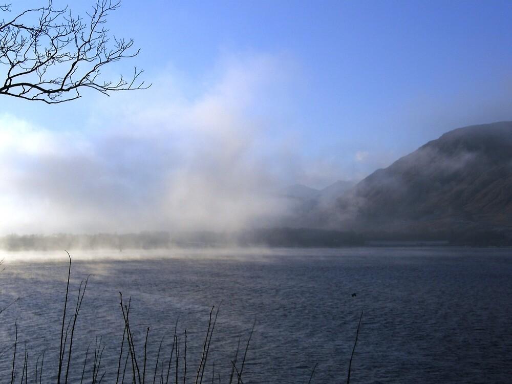 Sea Mist Scotland by mikequigley