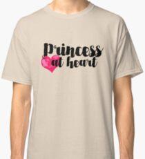 Princess at Heart Classic T-Shirt