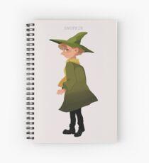 Snufkin 1 Spiral Notebook