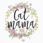 CAT MAMA by Medusa Dollmaker