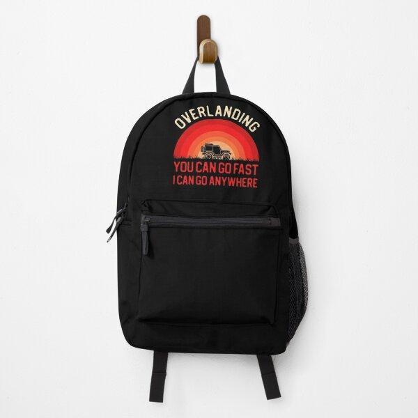 Funny Overlanding Backpack