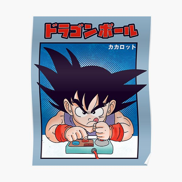 Dragon Ball Goku Poster