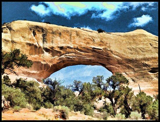 Wilson's Arch by tvlgoddess