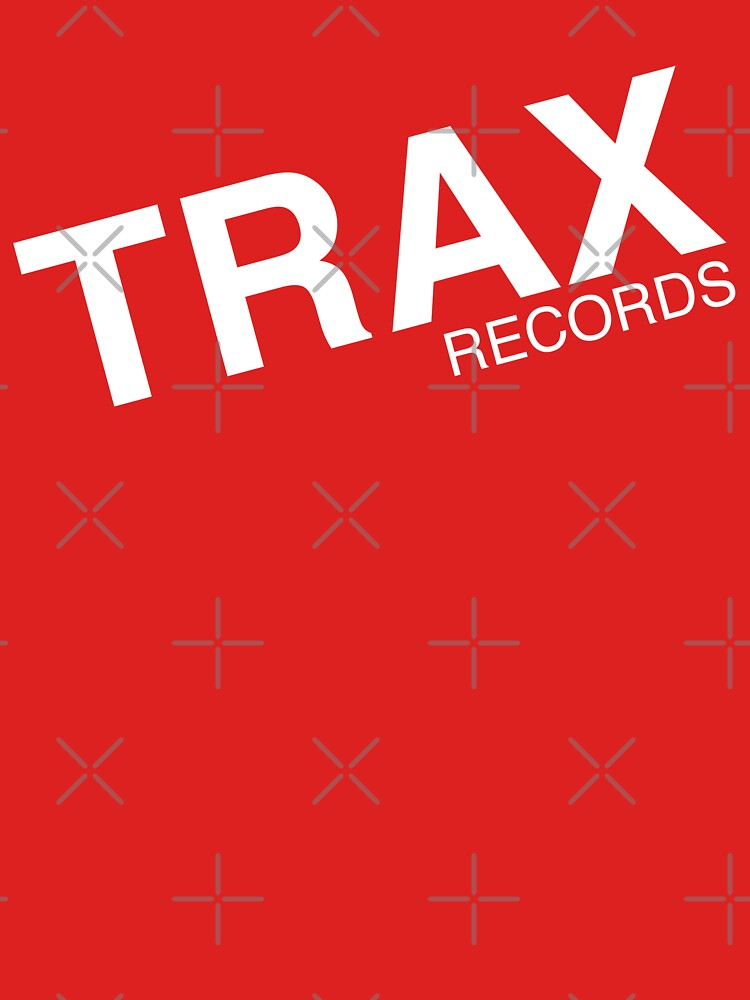 trax records t shirt | Unisex T-Shirt