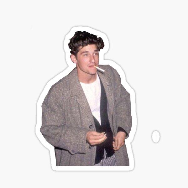 Patrick Dempsey  Sticker