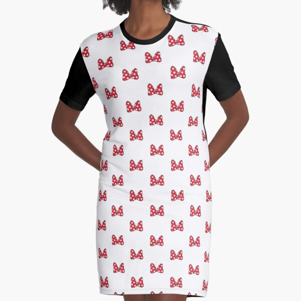 Bows Before Bros Graphic T-Shirt Dress