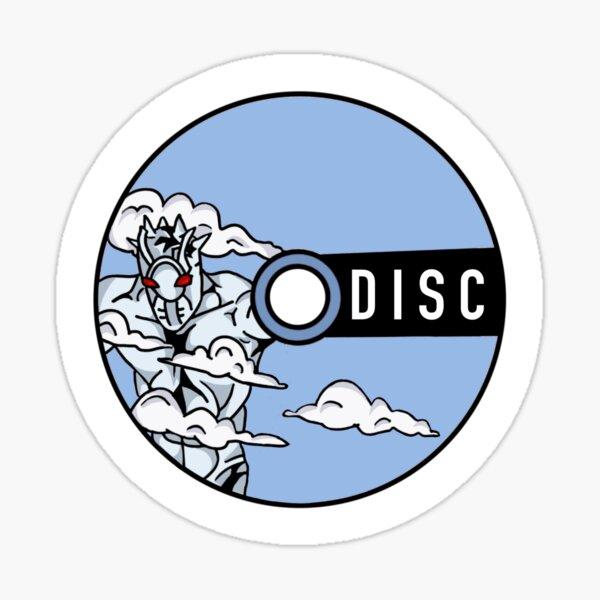 JoJo's Bizarre Adventure Stone Ocean Weather Report Sticker