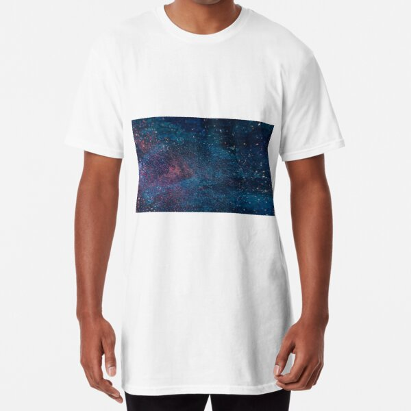Cosmos Long T-Shirt
