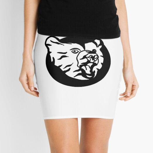 Roaring Bear Mini Skirt