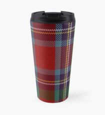00896 Wilson's No. 004 Fashion Tartan  Travel Mug
