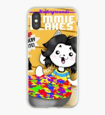 temmie flakes iPhone Case