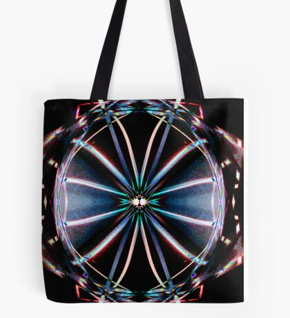 God Is Divine Abstraction #2 Tote Bag