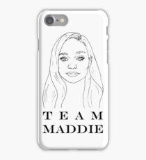 Team Maddie iPhone Case/Skin