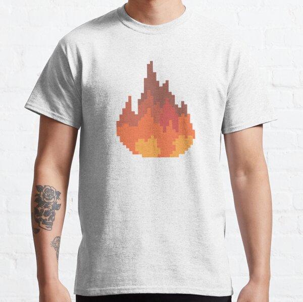 Sapnap Fire Pixel Art Classic T-Shirt