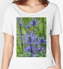 Sea Holly............... Women's Relaxed Fit T-Shirt