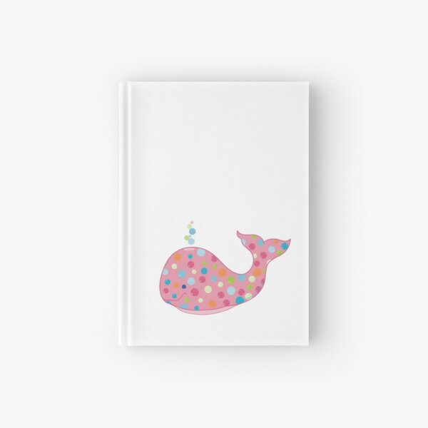 Bubbles the Whale by Creative Bee Studios Hardcover Journal