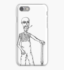 Farmer iphone case iPhone Case/Skin