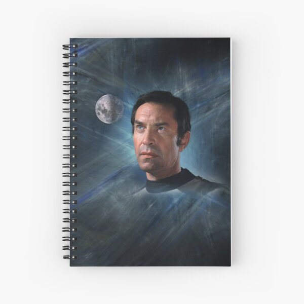 Special request FOL with moon Spiral Notebook