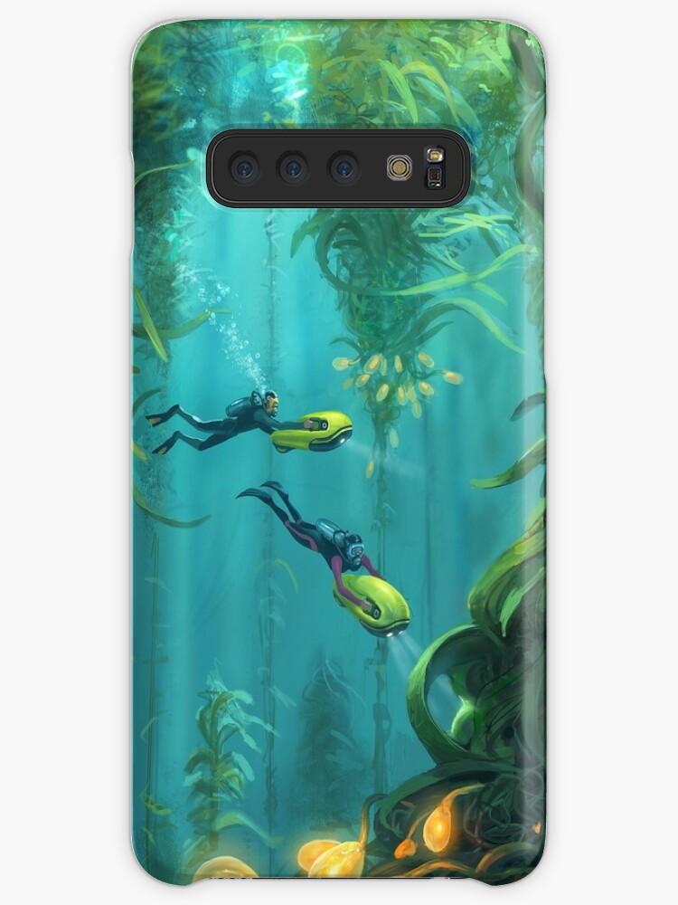«Explorando el bosque Kelp» de UnknownWorlds