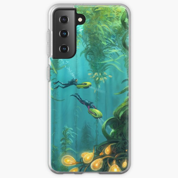 Exploring the Kelp Forest Samsung Galaxy Soft Case