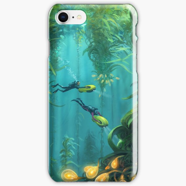 Exploring the Kelp Forest iPhone Snap Case