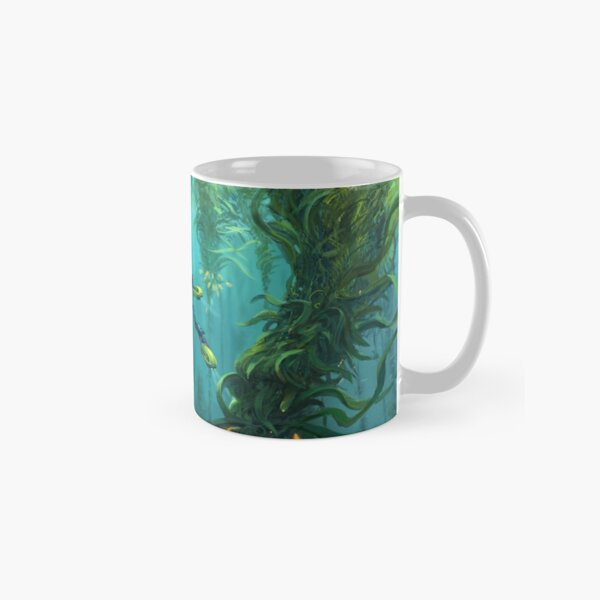 Exploring the Kelp Forest Classic Mug