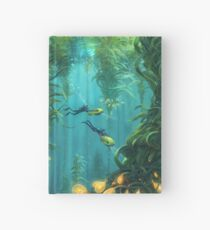 Exploring the Kelp Forest Hardcover Journal