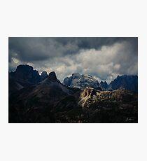 Light peak Photographic Print