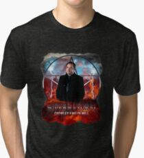 Supernatural Crowley King of Hell Tri-blend T-Shirt