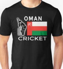Oman Cricket T-Shirt