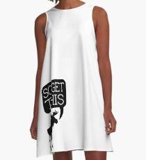 So Get This A-Line Dress