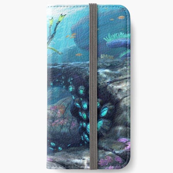 Twisty Bridges iPhone Wallet