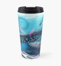 Twisty Bridges Travel Mug