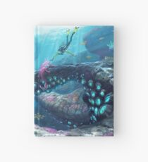 Twisty Bridges Hardcover Journal