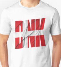DNK - Danmark Flag Unisex T-Shirt