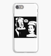 Hello, VENKMAN! iPhone Case/Skin