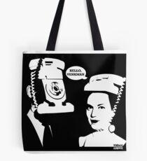 Hello, VENKMAN! Tote Bag