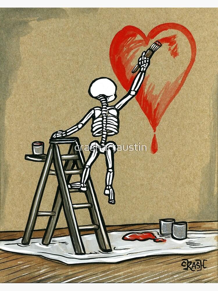 Paint The Love by crashartaustin
