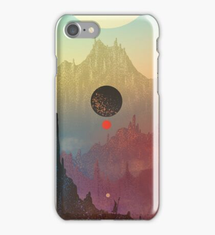 The Cosmic Daydream iPhone Case/Skin