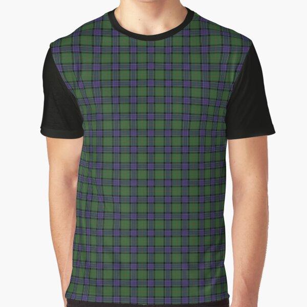Sinclair Tartan Graphic T-Shirt