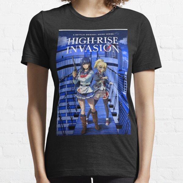High Rise Invasion Shirt  Essential T-Shirt