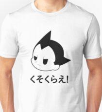 EAT SHIT BLACK T-Shirt