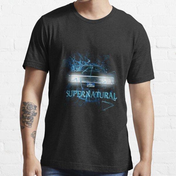 Supernatural Shatter uninverse Essential T-Shirt