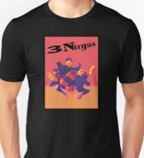 3 Ninjas-Poster Unisex T-Shirt