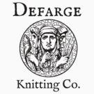 Defarge Knitting Co. by Hawthorn Mineart