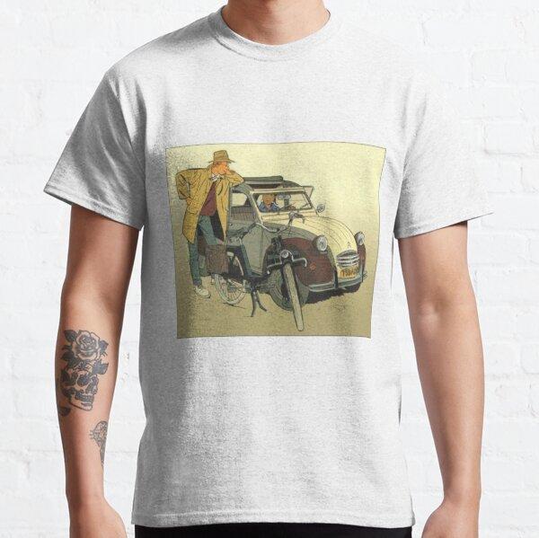 Parler pause T-shirt classique